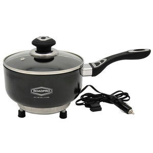 RPSP225NS RoadPro 12 Volt Portable Saucepan with Non-Stick Surface