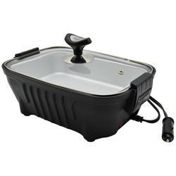 RPSC200 RoadPro 12 Volt Portable Roaster