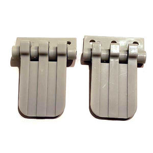 P25RDHinge-Gray Koolatron Rounded Hinge Set for P25 Cooler