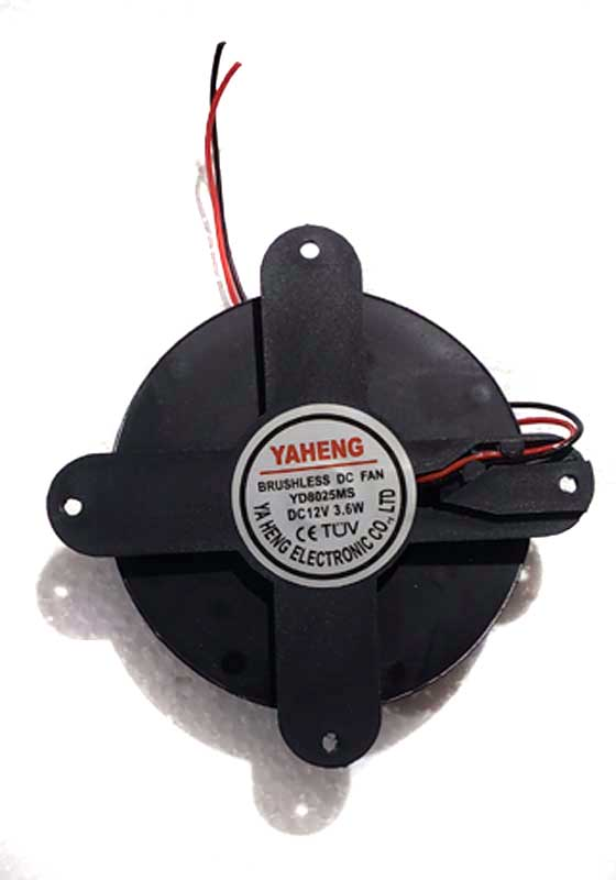YD8025MS Koolatron Replacement Fan