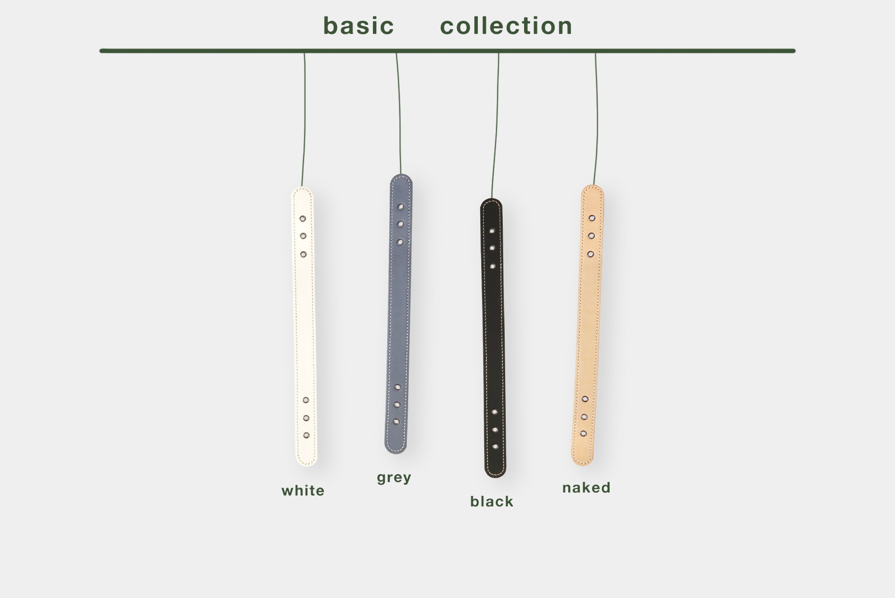 color chart - basic collection
