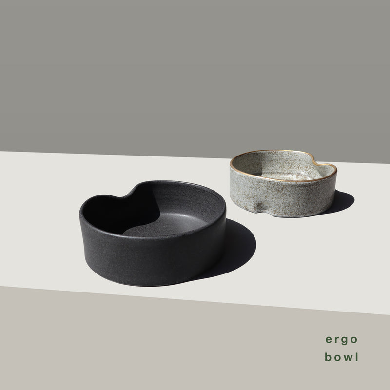 dog bowl - ergo