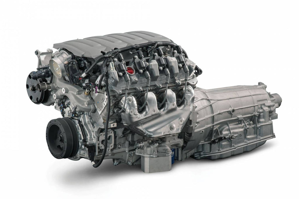High Performance Engines Need High Performance Transmissions