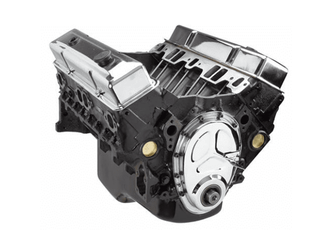Chevy 350 Vortec 1996-2000 Truck Base Engine 315HP