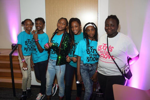 BB Ties Partners with Girls in the Know