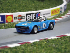 1/64 / HO Triumph TR6 Resin Slot Car Kit.