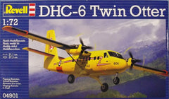 1/72 DHC-6 Twin Otter military / civil aircraft model kit.