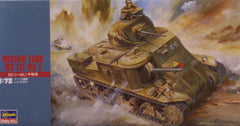 1/72 WW 2 M3 Lee Mk.1 medium AFV plastic model kit.
