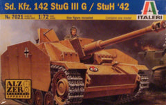 1/72 142 StuG 3 G WW 2 German model tank kit.