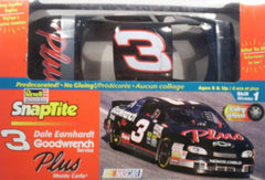 1/24 # 3 Earnhardt pre-painted stock car model kit.