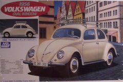 1/24 1956 VW Oval Window Beetle model car kit.