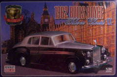1/24 1962 Rolls Royce Silver Cloud 2 model car kit.