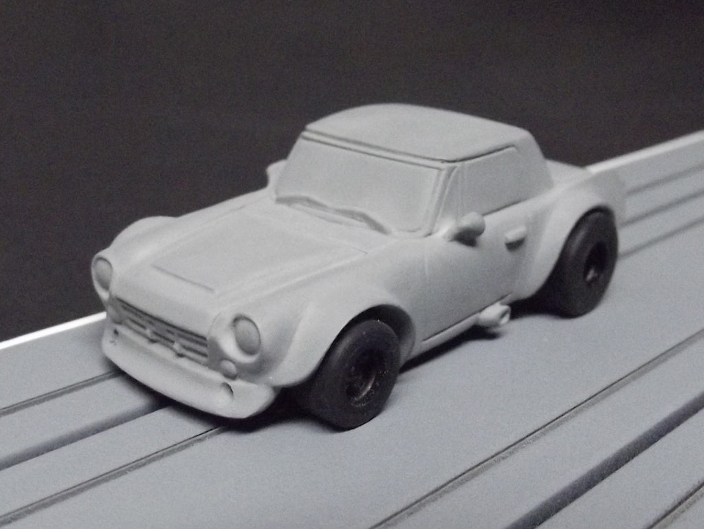 Five Boxed Resin Model Motorcycle Kits In 1 43 Scale By Mea Together With A White Metal Car Kit