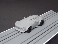 AFX Tomy Datsun slot car body.