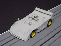 AFX Ferrari 312 PB slot car body.