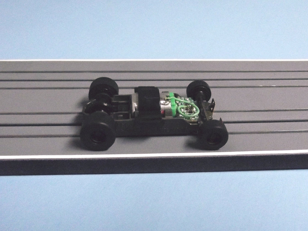 1/64 Tomy AFX Mega G+ 1 5 Slot Car Chassis | Full Circle Hobbies