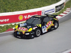 1/64 / HO Porsche GT2, GT3, Le Mans slot car kit.