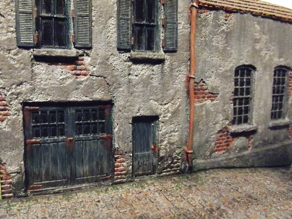 1 72 Diorama Kit Quot Cafe Noir Quot By Fch Full Circle Hobbies