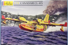 1/72 CL - 415 Canadair Water Bomber model aircraft kit.