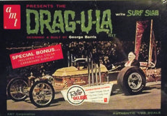 1/25 Drag-U-La show car model kit from The Munsters T.V. series.