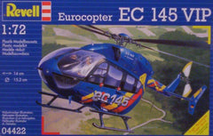 1/72 EC 145 VIP civil helicopter model kit.