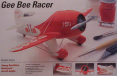 1/48 1930's Gee Bee racing airplane model kit.