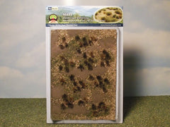 JTT Wild Grassland Tuffs for dioramas & slot car scenery.