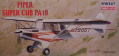 1/48 Piper Super Cub civil model aircraft kit.