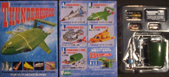 1/700 Pod 5 & Thunderbird 1 pre-painted science fiction model kits.
