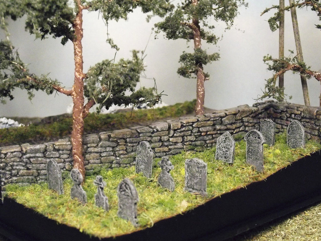 1 72 Diorama Kit Quot Road By The Lake Quot By Fch Full Circle