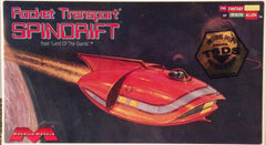 1/128 Spindrift Si-Fi spacecraft model kit from Land Of The Giants.