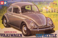 1/24 '66 VW 1300 Beetle model car kit.