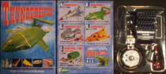 F-Toys 1/2,000 Thunderbirds 3 & 5.painted science fiction model kits.
