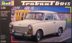 1/24 Trabant 601 S model car kit.