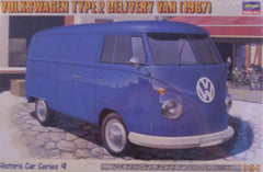 1/24 model truck kit,1967 VW Type 2 Van.