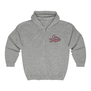 Go Sports Toasty Zip Hoodie