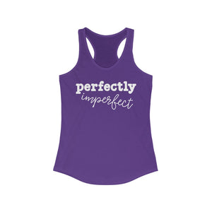 Perfectly Imperfect Superfly Racerback