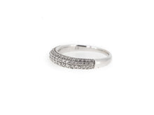 Load image into Gallery viewer, micro pave ring