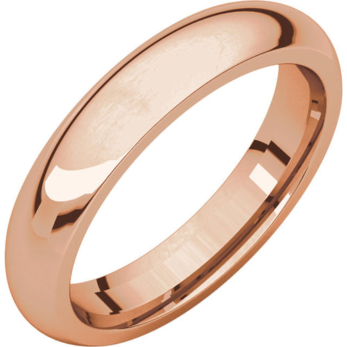 Men's 14k Comfort Fit Wedding Band