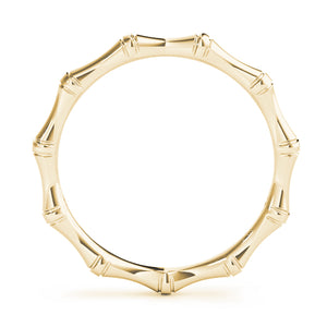 Bamboo Stacker Ring