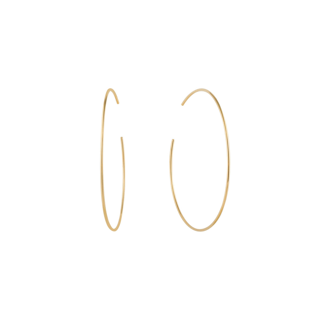 CYNDI |Seamless Hoops
