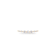 Load image into Gallery viewer, MONICA | Single Diamond Bar Stud