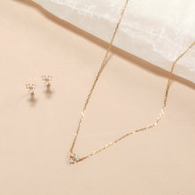 Load image into Gallery viewer, CLOVER | Diamond Necklace