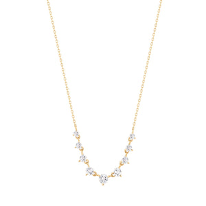 HEIDI | Topaz Necklace