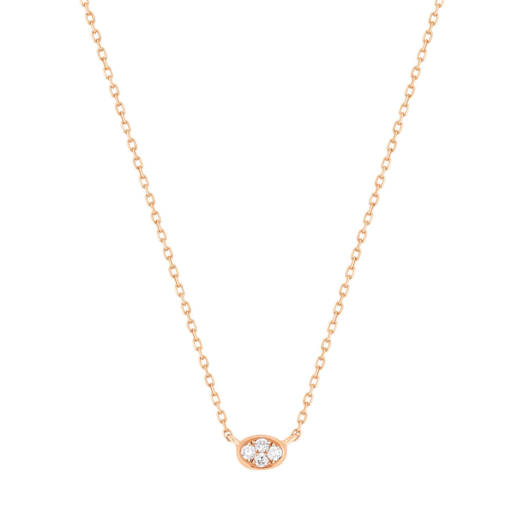 BEBE | Diamond Necklace