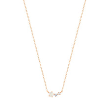 Load image into Gallery viewer, ZARA | Opal and Diamond Necklace