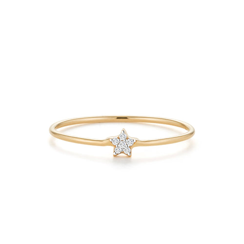 FELICITY | Diamond Star Ring