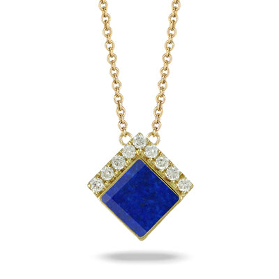 Royal Lapis Necklace