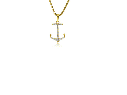 Diamond Anchor