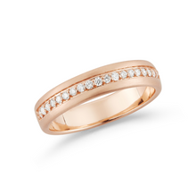 Load image into Gallery viewer, the kin band rose gold